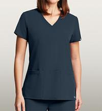 Top by Barco Uniforms, Style: 2115-142